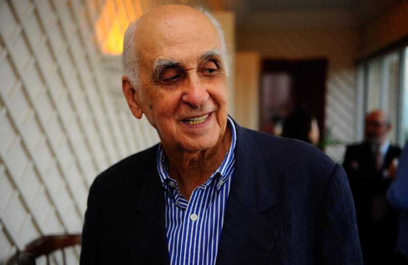 Jornalista Zuenir Ventura é convidado do Café de Ideias