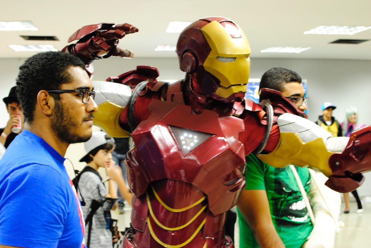 Goiânia sedia evento de cultura pop e nerd