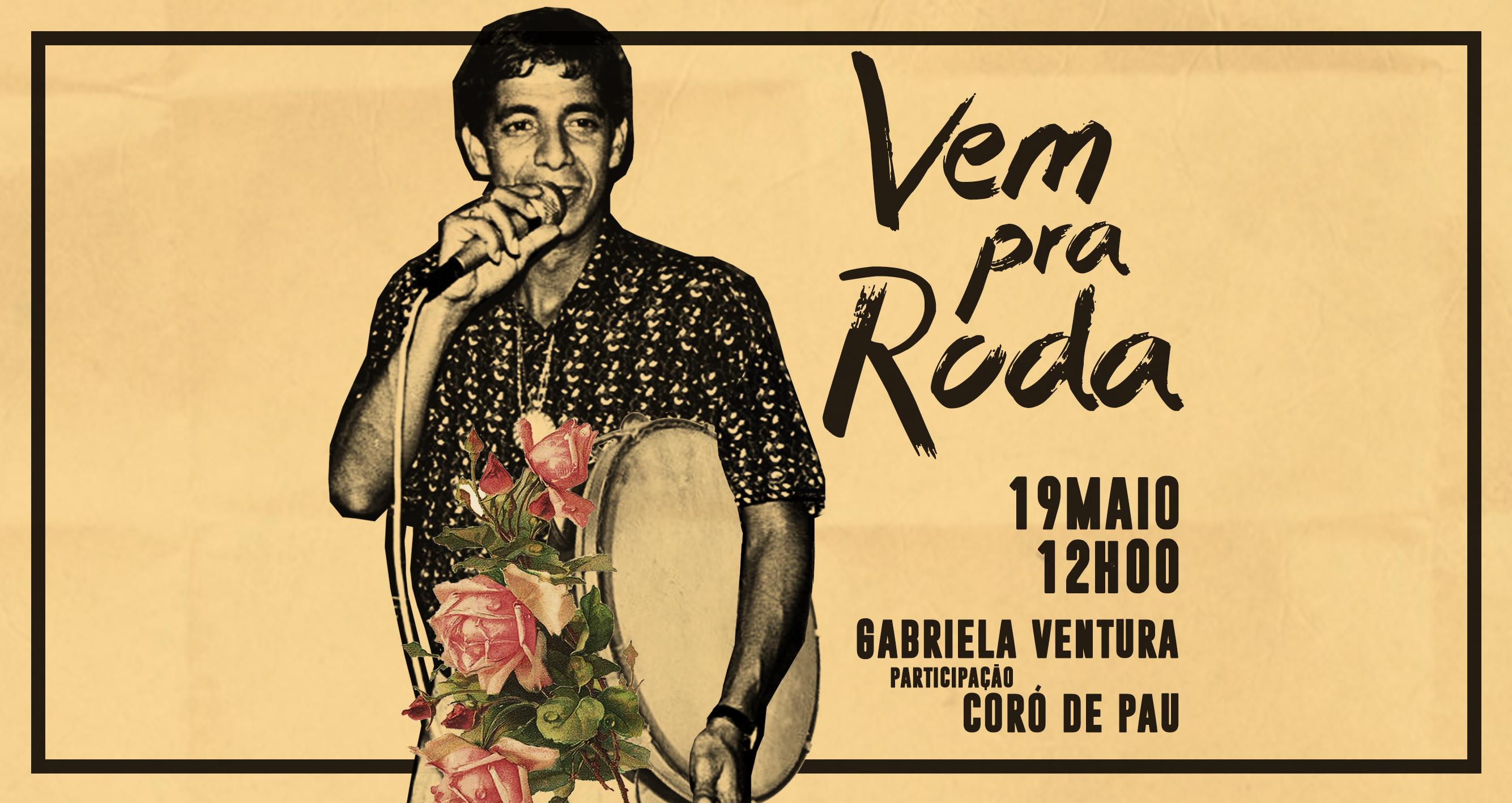 """""""Vem pra Roda"""" retorna em local inédito, dia 19"""