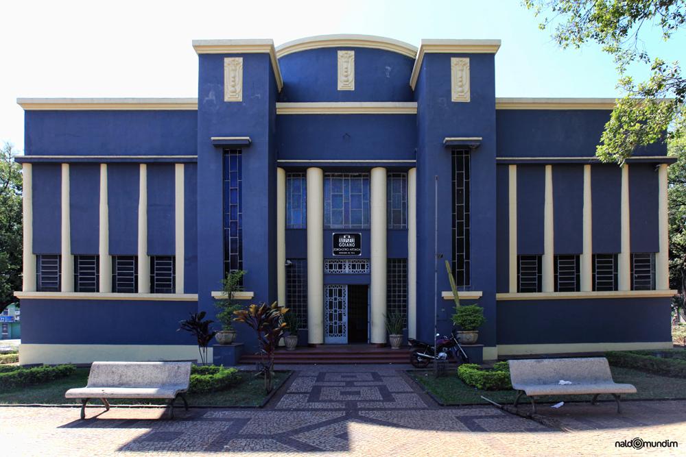 Arquitetura de Goiânia no centro da discussão
