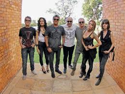Banda Blitz faz show em casa de Goiânia