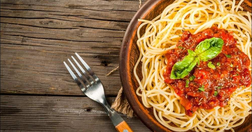 Grande macarronada celebra tradição italiana